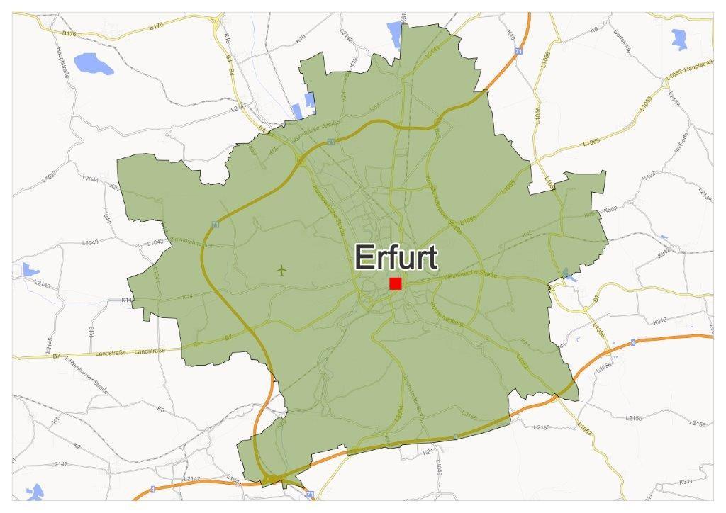 24 Stunden Pflege durch polnische Pflegekräfte in Erfurt